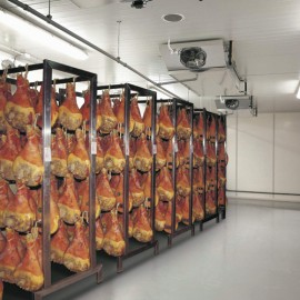 systems for maturation hams